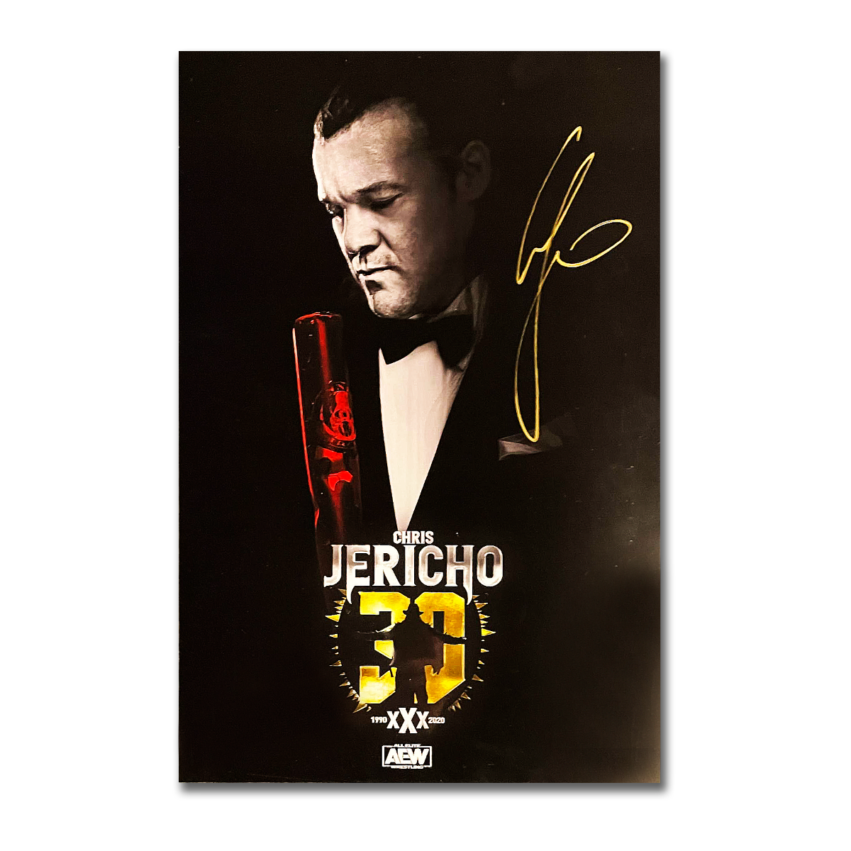 AEW Is Jericho All Elite Wrestling  T-Shirt, Adult /& Youth